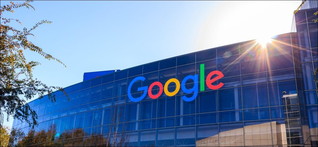 Le Googleplex, le siège de Google à Mountain View, en Californie.