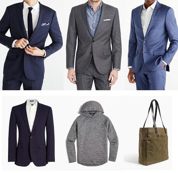 J. Crew Factory vêtements pour hommes