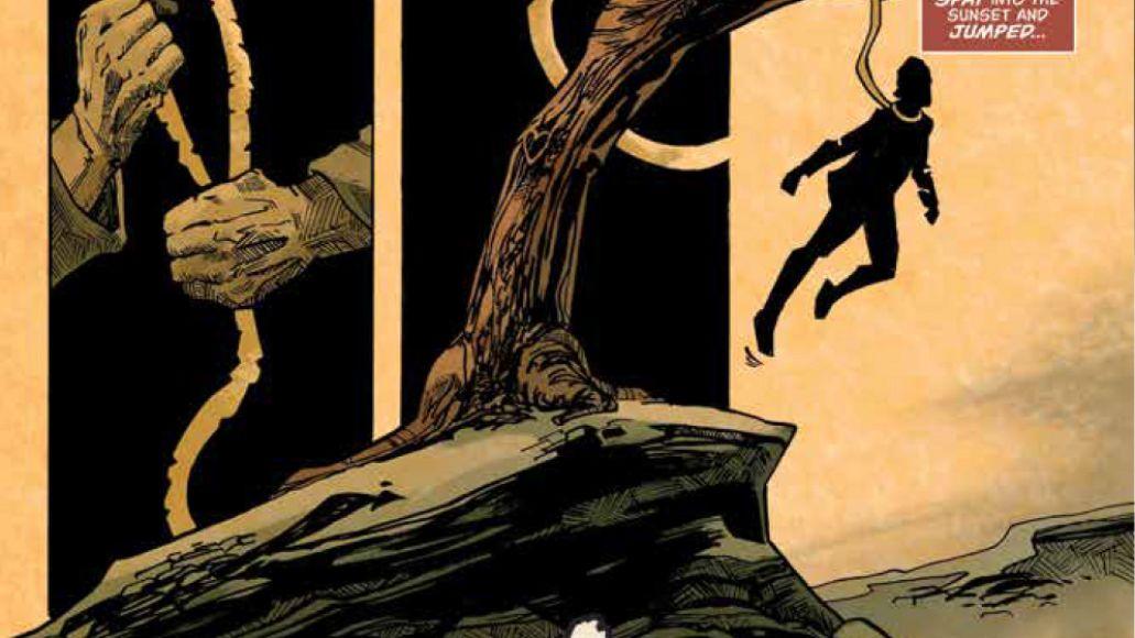 C'est là que nous tombons z2 bande dessinée roman graphique page 4
