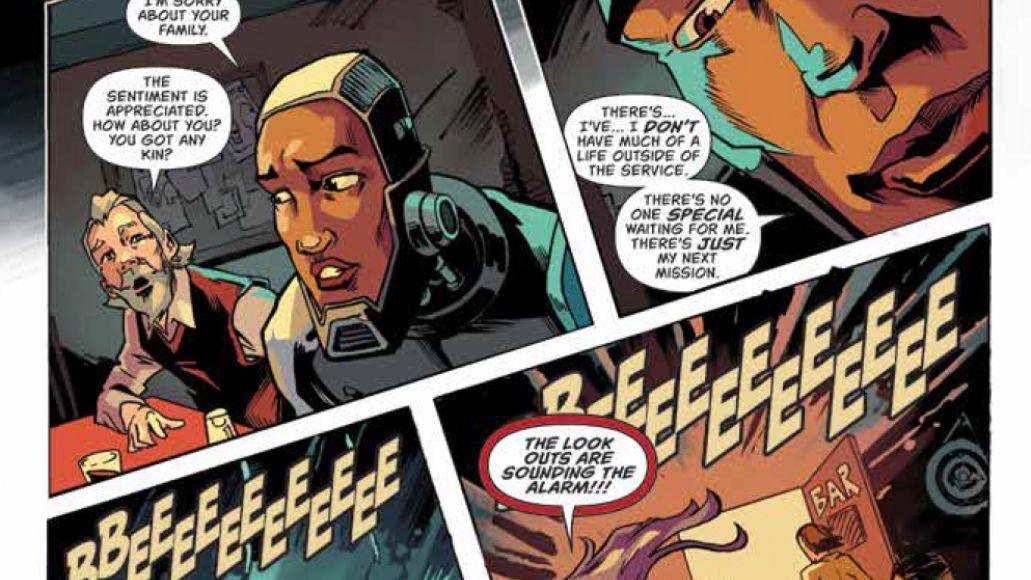 C'est là que nous tombons z2 bande dessinée roman graphique page 5