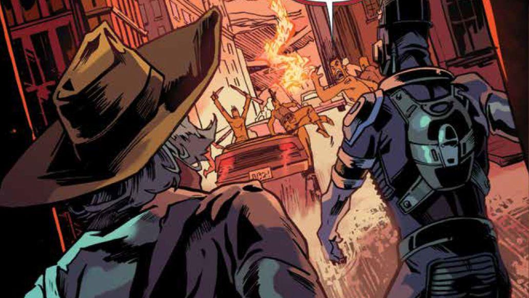 C'est là que nous tombons z2 bande dessinée roman graphique page 6