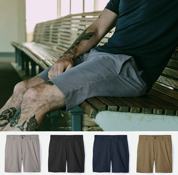PROOF Nomad Tech Shorts Soldes