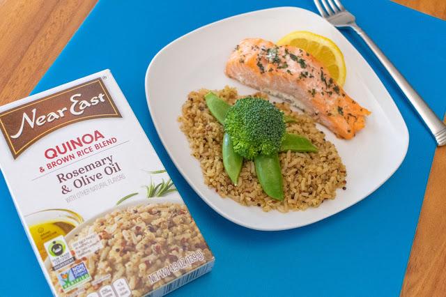 Comment faire une recette de dîner au saumon sous la mer avec vos enfants!
