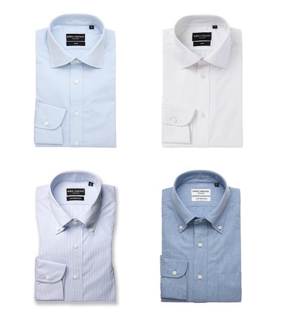 Chemises habillées Spier et Mackay