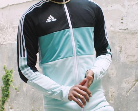 """adidas """"Blocage d'été"""" Veste Tiro"""