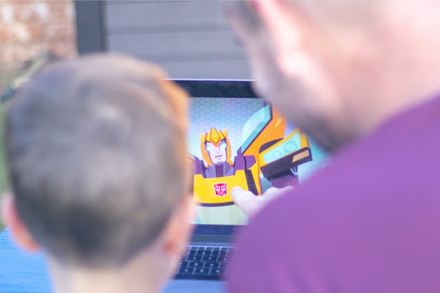 Comment faire un sandwich Autobot Transformers!