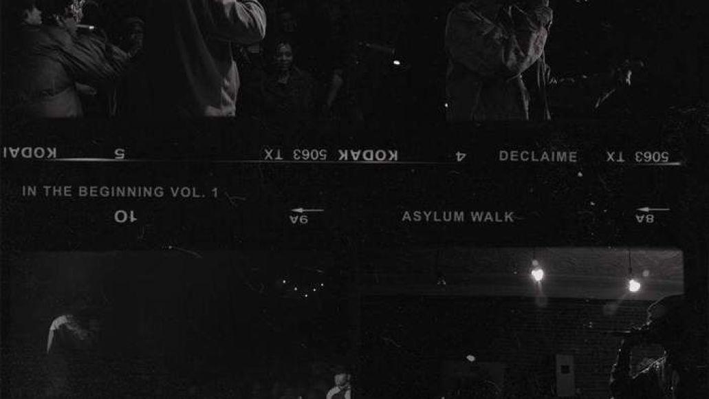 In the Beginning (Vol. 1) de Madlib et Declaime pochette de l'album