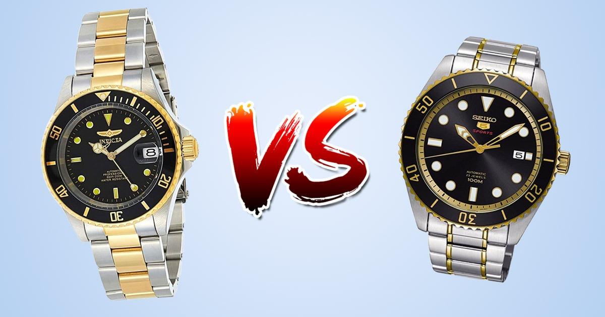 flatlay de deux montres à la fois mélangées à de l'acier et de l'or