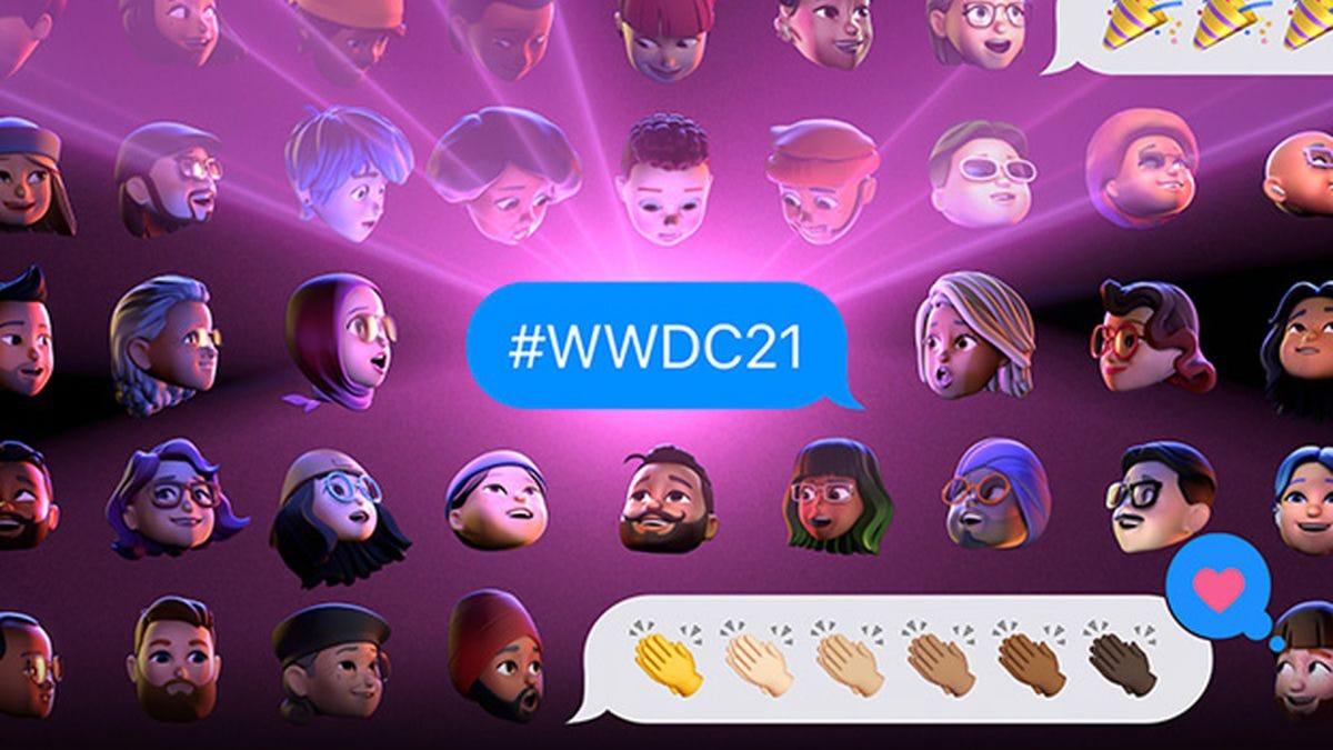 Image de la WWDC 2021