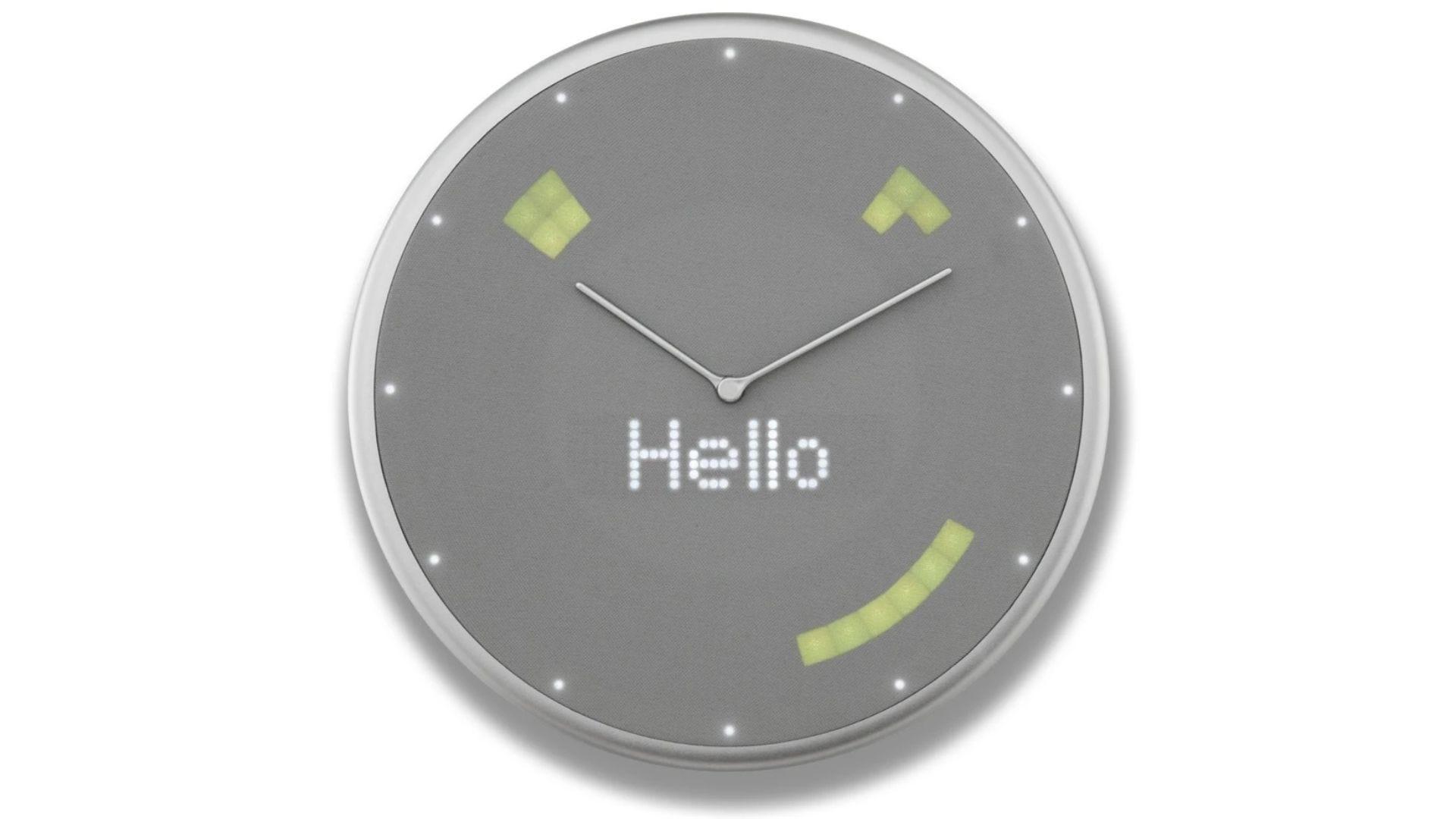 horloge de regard