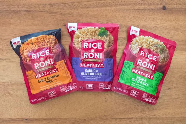 Recette simple de bol de riz-A-Roni au poulet au micro-ondes