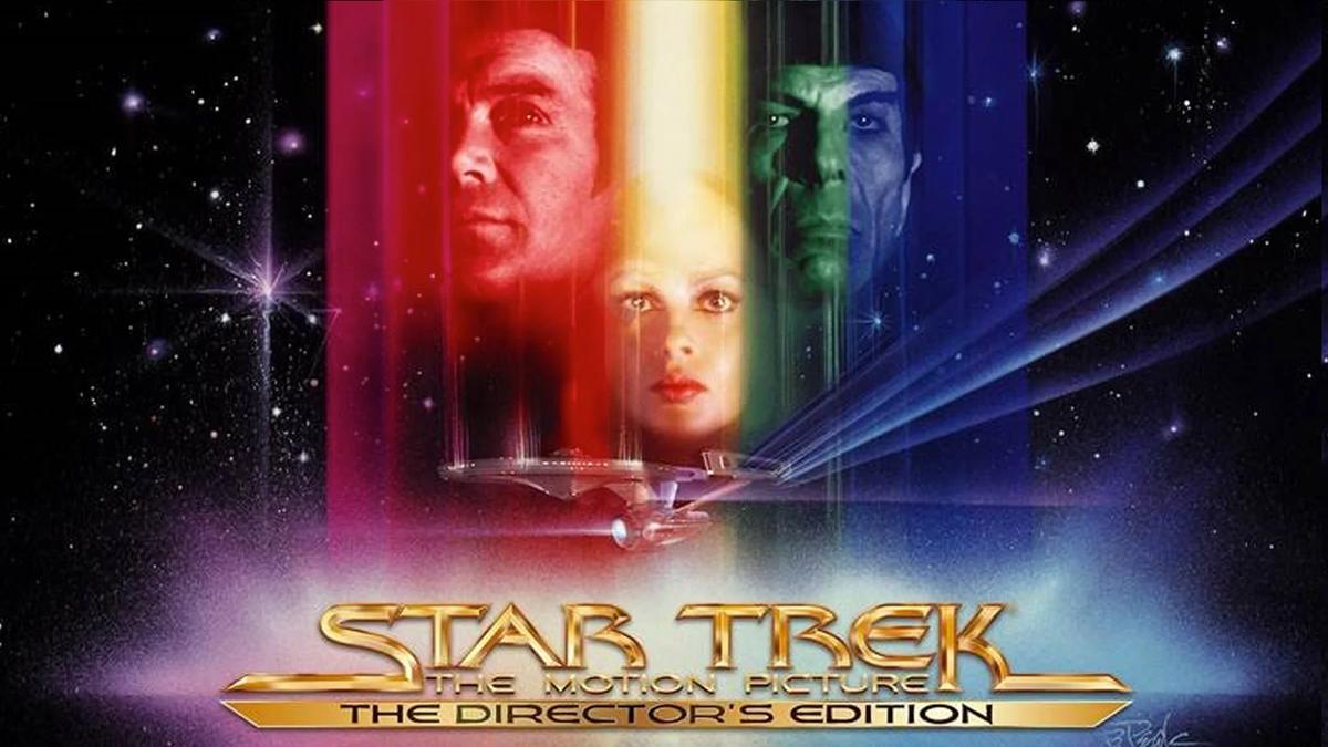 Couverture de Star Trek : The Motion Picture Directors Edition.