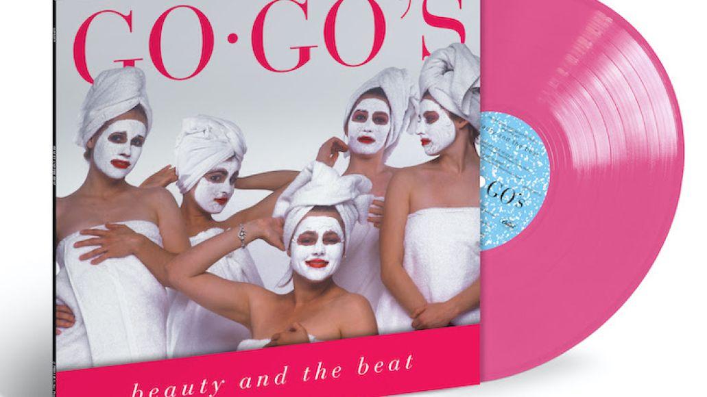 Les Go-Go annoncent la réédition du 40e anniversaire de Beauty and the Beat