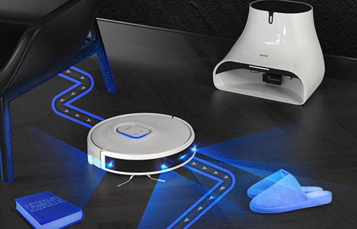 Robot aspirateur laveur Neabot